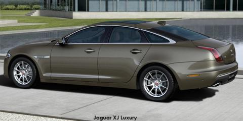 Jaguar XJ 3.0D Luxury - Image credit: © 2019 duoporta. Generic Image shown.