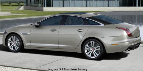 Jaguar XJ 3.0D Premium Luxury - Image credit: © 2019 duoporta. Generic Image shown.