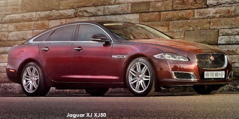 Jaguar XJ 3.0D XJ50 - Image credit: © 2019 duoporta. Generic Image shown.