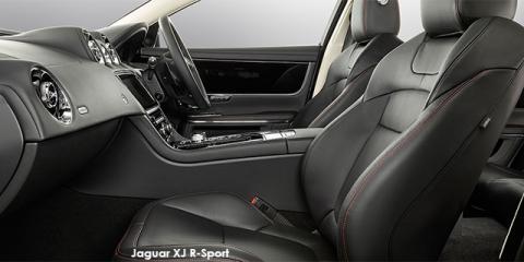 Jaguar XJ 3.0 Supercharged R-Sport - Image credit: © 2019 duoporta. Generic Image shown.