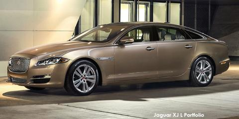 Jaguar XJ L 3.0 Supercharged Portfolio - Image credit: © 2019 duoporta. Generic Image shown.