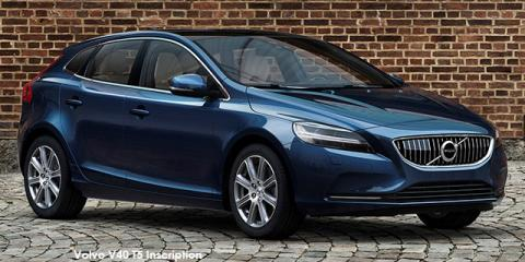 Volvo V40 D2 Inscription - Image credit: © 2019 duoporta. Generic Image shown.