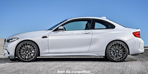 BMW M2 competition - Image credit: © 2020 duoporta. Generic Image shown.