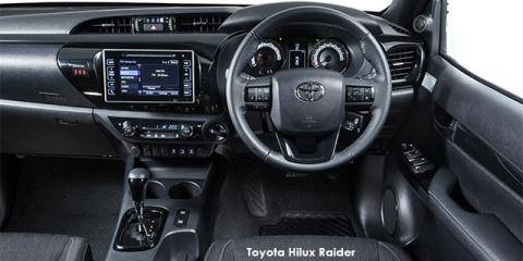 Toyota Hilux 2.8GD-6 Xtra cab Raider auto - Image credit: © 2019 duoporta. Generic Image shown.