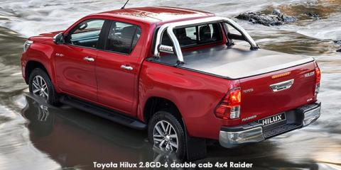 Toyota Hilux 2.4GD-6 double cab S - Image credit: © 2018 duoporta. Generic Image shown.