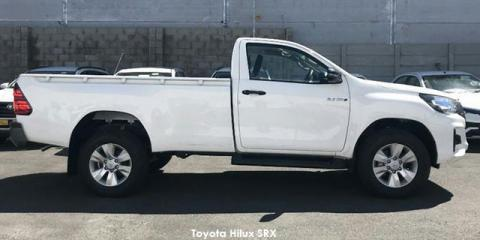 Toyota Hilux 2.4GD-6 SRX auto - Image credit: © 2019 duoporta. Generic Image shown.