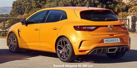 Renault Megane RS 280 Lux - Image credit: © 2018 duoporta. Generic Image shown.