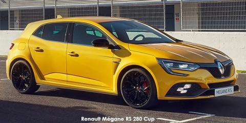 Renault Megane RS 280 Cup - Image credit: © 2019 duoporta. Generic Image shown.