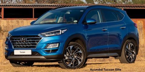 Hyundai Tucson 2.0 Elite - Image credit: © 2021 duoporta. Generic Image shown.