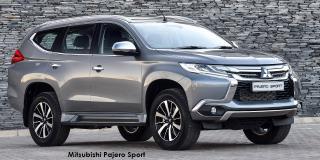 Mitsubishi Pajero Sport - Image credit: © 2019 duoporta. Generic Image shown.
