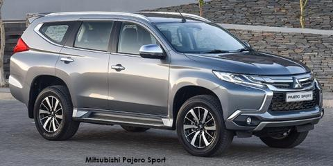 Mitsubishi Pajero Sport 2.4 D4 4x4 - Image credit: © 2020 duoporta. Generic Image shown.