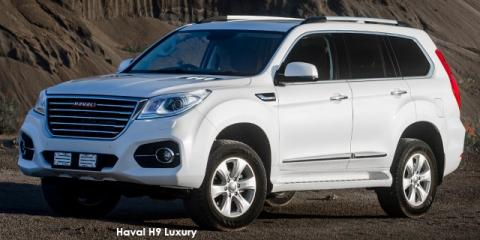 Haval H9 2.0T 4WD Luxury - Image credit: © 2019 duoporta. Generic Image shown.