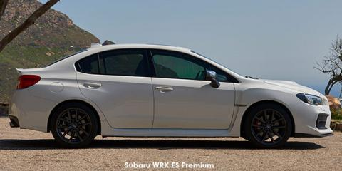 Subaru WRX Premium - Image credit: © 2020 duoporta. Generic Image shown.