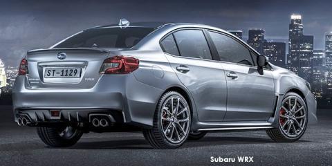 Subaru WRX ES Premium - Image credit: © 2018 duoporta. Generic Image shown.