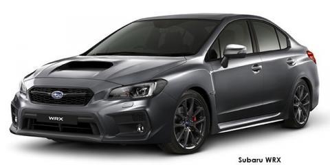 Subaru WRX ES Premium - Image credit: © 2019 duoporta. Generic Image shown.