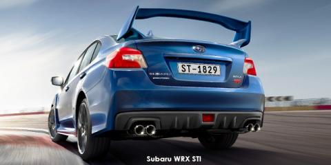 Subaru WRX STi Premium - Image credit: © 2019 duoporta. Generic Image shown.