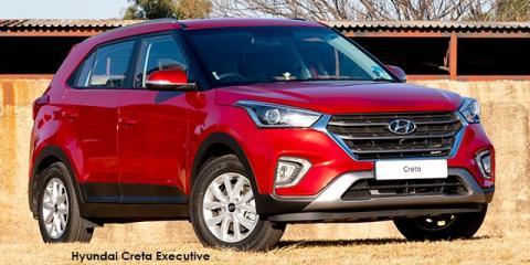 Hyundai Creta 1.6 Executive auto - Image credit: © 2020 duoporta. Generic Image shown.