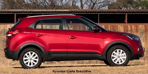 Hyundai Creta 1.6D Executive - Image credit: © 2020 duoporta. Generic Image shown.