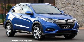 Honda HR-V - Image credit: © 2020 duoporta. Generic Image shown.