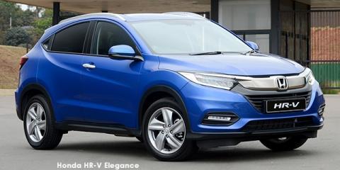 Honda HR-V 1.8 Elegance - Image credit: © 2019 duoporta. Generic Image shown.