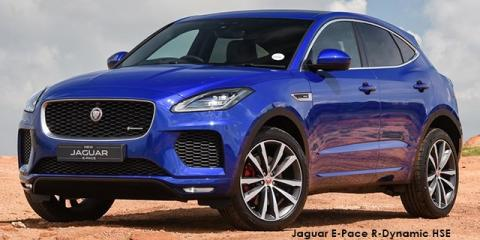 Jaguar E-Pace D150 AWD R-Dynamic - Image credit: © 2019 duoporta. Generic Image shown.