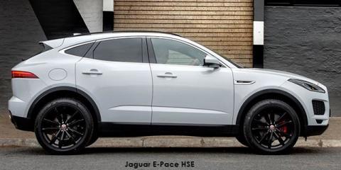Jaguar E-Pace P200 AWD - Image credit: © 2018 duoporta. Generic Image shown.
