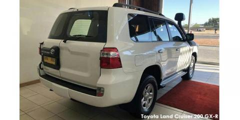 Toyota Land Cruiser 200 4.5D-4D V8 GX-R - Image credit: © 2020 duoporta. Generic Image shown.