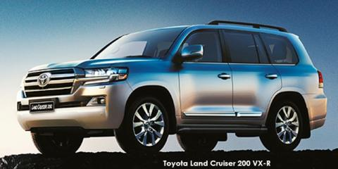 Toyota Land Cruiser 200 4.5D-4D V8 VX-R - Image credit: © 2019 duoporta. Generic Image shown.