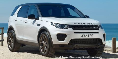 Land Rover Discovery Sport SE TD4 Landmark Edition - Image credit: © 2018 duoporta. Generic Image shown.