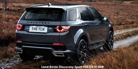 Land Rover Discovery Sport HSE Si4 213kW - Image credit: © 2019 duoporta. Generic Image shown.