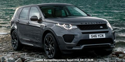 Land Rover Discovery Sport HSE Luxury Si4 213kW - Image credit: © 2019 duoporta. Generic Image shown.