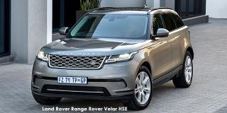 Land Rover Range Rover Velar - Image credit: © 2019 duoporta. Generic Image shown.