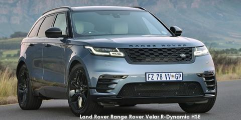 Land Rover Range Rover Velar D180 R-Dynamic - Image credit: © 2019 duoporta. Generic Image shown.