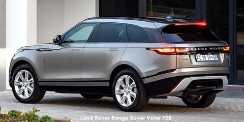 Land Rover Range Rover Velar P380 HSE - Image credit: © 2018 duoporta. Generic Image shown.