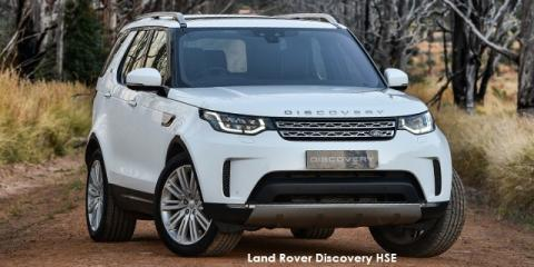 Land Rover Discovery HSE Si4 - Image credit: © 2019 duoporta. Generic Image shown.