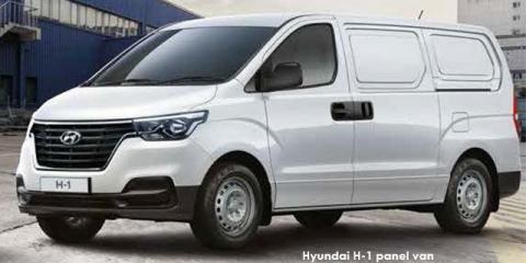 Hyundai H-1 2.5VGTi Multicab - Image credit: © 2020 duoporta. Generic Image shown.