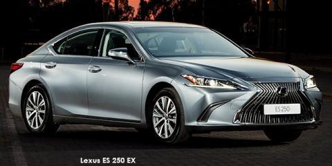 Lexus ES 250 EX - Image credit: © 2019 duoporta. Generic Image shown.