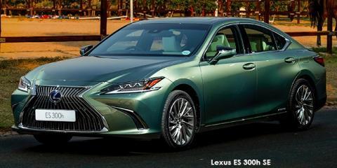 Lexus ES 300h SE - Image credit: © 2018 duoporta. Generic Image shown.