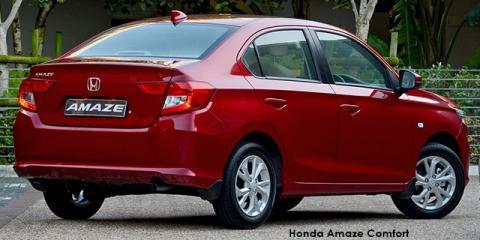 Honda Amaze 1.2 Trend - Image credit: © 2019 duoporta. Generic Image shown.