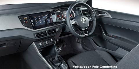 Volkswagen Polo hatch 1.0TSI Comfortline - Image credit: © 2019 duoporta. Generic Image shown.