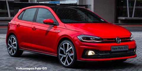 Volkswagen Polo GTI - Image credit: © 2019 duoporta. Generic Image shown.