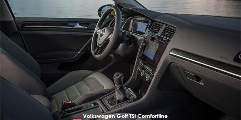 Volkswagen Golf 1.0TSI Comfortline - Image credit: © 2019 duoporta. Generic Image shown.