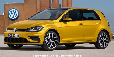 Volkswagen Golf 1.4TSI Comfortline R-Line - Image credit: © 2019 duoporta. Generic Image shown.