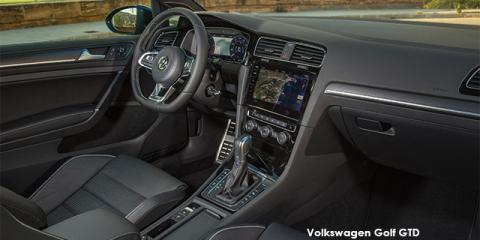 Volkswagen Golf GTD - Image credit: © 2019 duoporta. Generic Image shown.