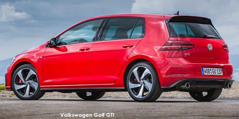 Volkswagen Golf GTI - Image credit: © 2019 duoporta. Generic Image shown.