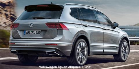 Volkswagen Tiguan Allspace 2.0TSI 4Motion Comfortline R-Line - Image credit: © 2019 duoporta. Generic Image shown.