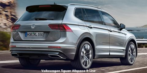 Volkswagen Tiguan Allspace 2.0TSI 4Motion Highline R-Line - Image credit: © 2019 duoporta. Generic Image shown.