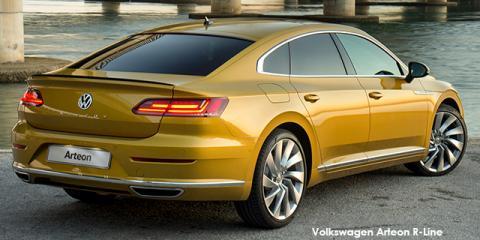 Volkswagen Arteon 2.0TDI R-Line - Image credit: © 2019 duoporta. Generic Image shown.