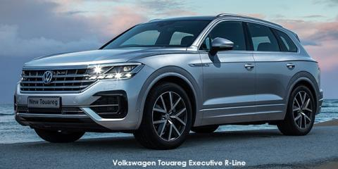 Volkswagen Touareg V6 TDI Luxury R-Line - Image credit: © 2019 duoporta. Generic Image shown.