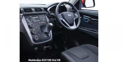 Mahindra KUV100 Nxt 1.2 G80 K2+ - Image credit: © 2019 duoporta. Generic Image shown.
